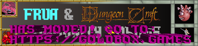FRUA & DUNGEON CRAFT Community Forums
